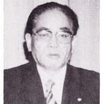 第2代理事長 石川光治